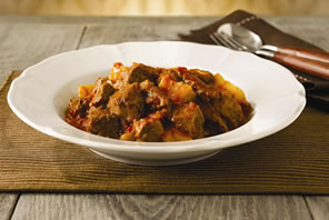 beef, potato and tomato curry